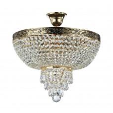Хрустальная люстра Maytoni Palace DIA890-CL-05-G золото антик
