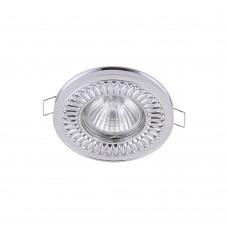 Встраиваемый светильник Maytoni Metal DL301-2-01-CH хром