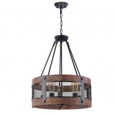 Светильник лофт Freya Vittoria FR4561-PL-05-B черный