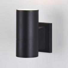 Уличный настенный светильник Maytoni Bowery O574WL-01B черный