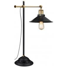 Настольная лампа Globo 15053T Lenius бронза/черный