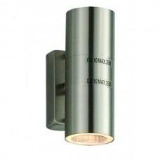 Уличный настенный светодиодный светильник Globo Style 3201-2
