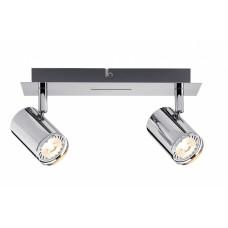 60183 Светильник настенно - потолочный  Rondo LED Balken 2x3,5W GU10, хром
