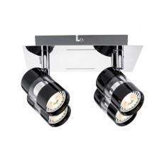 60189 Светильник SL Nevo LED Rondell 4x3,5W GU10 Sz/Chr