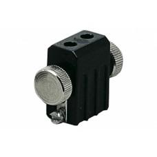 97845 Ламповый держатель Харибо GX5,3 черный