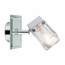 Настенный светильник Paulmann Trabani макс.20Вт G9 IP44 230В Хром/Прозрачный Металл Без лампы 70840