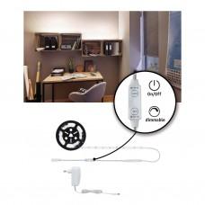 Лента светодиодная SimpLED Paulmann Комплект 17Вт 1.5м Нейтральный белый С покрытием 78958