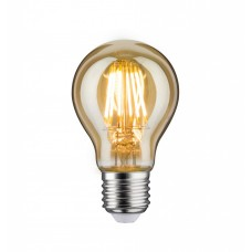 28522 Лампа LED Vintage AGL 6W E27 Dim Gold 1700K