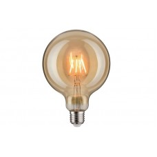 Лампа филаментная Paulmann Vintage Шар G125 4Вт 250лм 1700К Е27 230В Золото 28402
