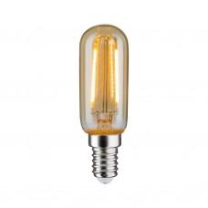 Лампа филаментная Paulmann Vintage 2Вт 160Лм 1700К Е14 230В Золото 28526