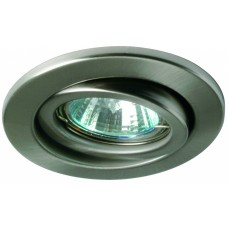 3601 Светильник встраиваемый пов.   230V max.50W GU10