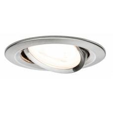 93652 Prem EBL Nova rd schw LED 3x6,1W Eisen