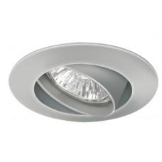 5778 / 01560000Q Светильник встраиваемый круглый, GU4, 1x(max. 35W), матовый хром