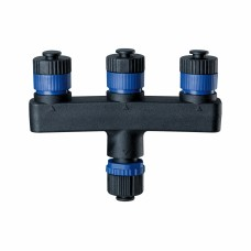 93929 Verteiler 1 input/ 3 output IP68 2x1,5