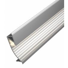 70858 Профиль для светодиодной ленты FN Cup Profil Diff 100cm Alu elox/Sat