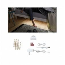 Лента светодиодная Paulmann YourLED Night Comfort 1м 3Вт 265лм 3000К 230/12В Теплый белый ДД 70955