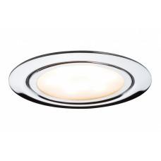 93557 Светильник мебельный EBL LED 1x4W 65mm, хром