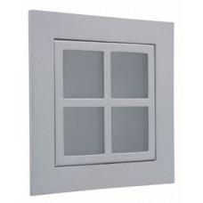 75321 Светильник встраиваемый в стену Window II 20W GU5,3 Alu
