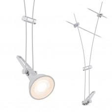 Светильник струнный Paulmann Comet макс.50Вт GU5.3 12В DC Белый матовый Без лампы 94488