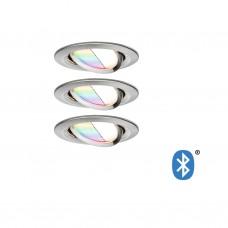 93941 EBL SmartCoin BLE Set RGBW schwb. LED