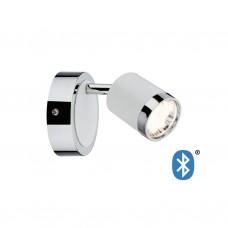 50076 Настенно-потолочный светильник SmartHome BLE Coimbra Spot 1x4,5W, 3000К-6500К, хром