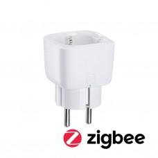 Адаптер Paulmann Smart Home Zigbee макс.2300Вт 10А IP20 2.4GHz 230В Белый Для вилок Euro 50131