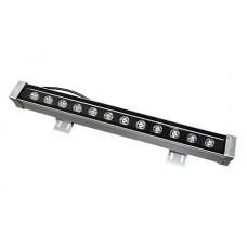 Линейный фасадный светильник Ledcraft LC-LFS-12-WW 12 Ватт 500 мм Теплый белый