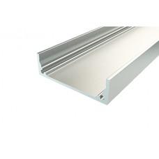 Профиль накладной алюминиевый Ledcraft LC-LP-1035-2 Anod
