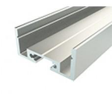 Профиль накладной алюминиевый Ledcraft LC-LP-1227-2 Anod