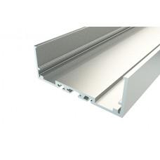 Профиль накладной алюминиевый Ledcraft LC-LP-2774-2 Anod