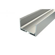 Профиль накладной алюминиевый Ledcraft LC-LP-3250-2 Anod