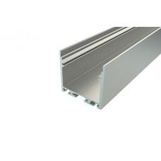 Профиль накладной алюминиевый Ledcraft LC-LP-3535-2 Anod