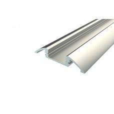Профиль алюминиевый Ledcraft для порогов LC-LPP-0636-2 Anod