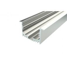 Профиль врезной алюминиевый Ledcraft LC-LPV-2544-2 Anod