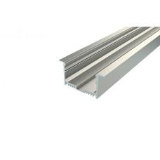 Профиль врезной алюминиевый Ledcraft LC-LPV-3263-2 Anod