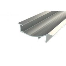 Профиль встраиваемый декоративный Ledcraft LC-PVD-7016-2 Anod
