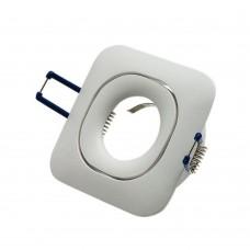 Светильник встраиваемый LeDron AO1501007 white GU10 50 Вт Белый