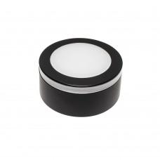 Потолочный светодиодный светильник LeDron SDL06-R80-B 3100K LED 6 Вт Черный