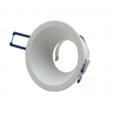Светильник встраиваемый LeDron AO1501009 white GU10 50 Вт Белый