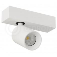 Потолочный светильник LeDron SAGITONY-S60-White LED 9,2 Вт 3000К Белый порошковое покрытие