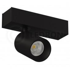 Потолочный светильник LeDron SAGITONY-S60-Black LED 9,2 Вт 3000К Черный порошковое покрытие