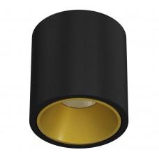 Потолочный светильник LeDron RINBOK Black/Gold LED 15 Вт 3000К Черный-Золото