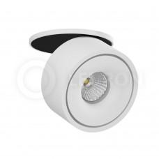Светильник светодиодный LeDron LB8-White LED 8 Вт 3000К Белый порошковое покрытие