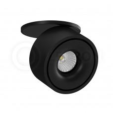 Светильник светодиодный LeDron LB8-Black LED 8 Вт 3000К Черный порошковое покрытие