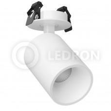 Светильник светодиодный LeDron MJ1077GW LED 10 Вт 3000К Белый порошковое покрытие