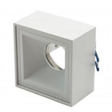 Светильник встраиваемый LeDron AO1501017 white GU10 50 Вт Белый