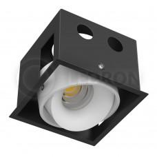 Светильник встраиваемый LeDron NORDEL LED 18 Вт 3000К c узким бортиком