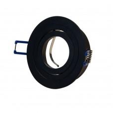 Светильник встраиваемый LeDron AO10227 Black GU10 50 Вт Черный