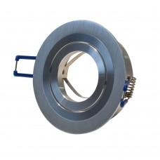 Светильник встраиваемый LeDron AO10221 Alum GU10 50 Вт Алюминиевый
