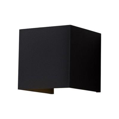 Настенный светодиодный светильник LeDron BCS-WL2027BG LED 2*3 Вт 3000К черный/золото
